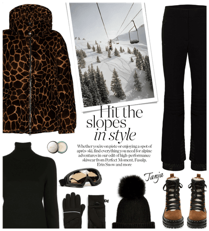 Hit the Slopes in Style