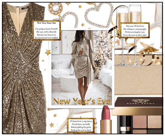 New Years Eve Glam 🎇 ( 12.29.2020 )
