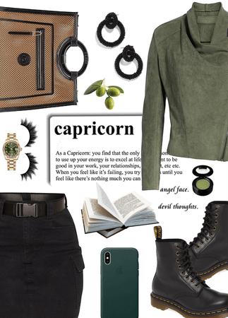 Knowing Capricorn
