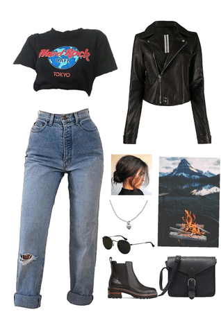 Tayla errand/hike fit