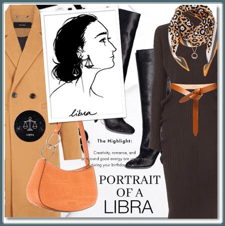 Portrait of a Libra