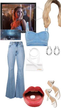 outfits inspired by my favourite characters: cassie (euphoria)