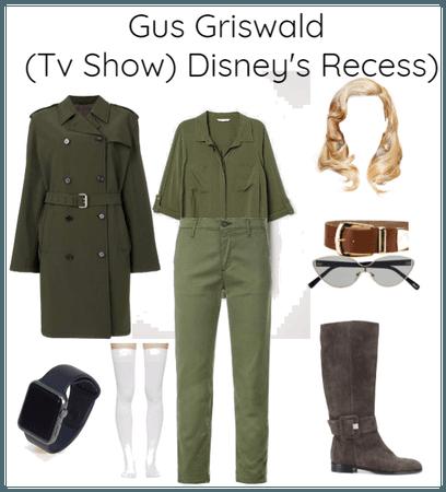 Gus Griswald (Disney's Recess)