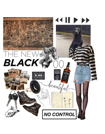 Sirius Black Style