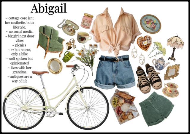Abigail (cottage core)