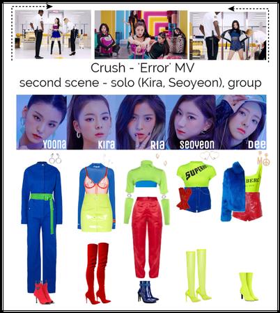 'Error' MV