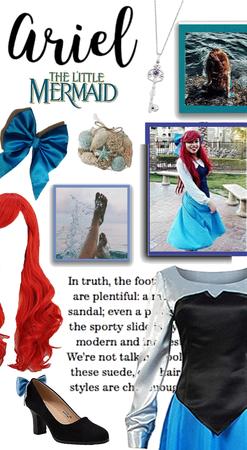 Movie Costume : The Little Mermaid