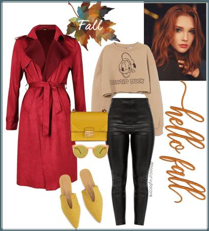 Autumn Wear