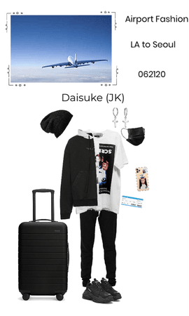 Airport Fashion- JK