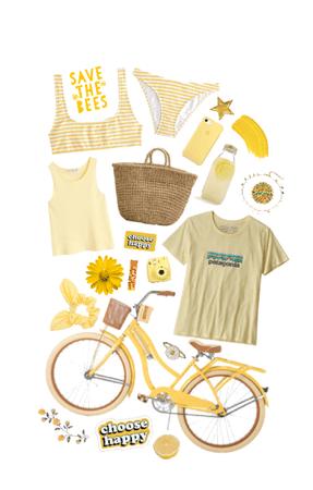 yellow summer ☀️