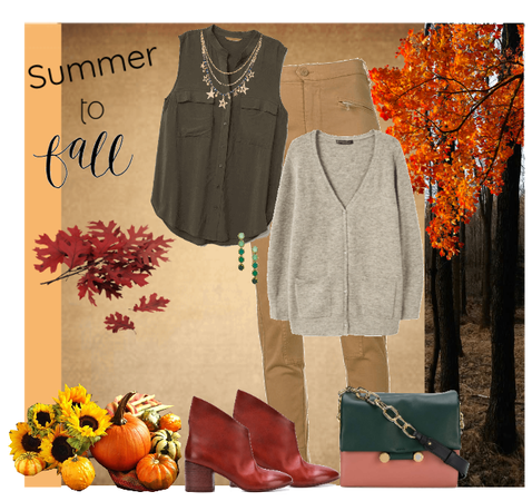 #Summer to Fall