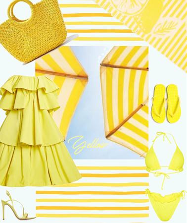 Summer Yellow ☀️