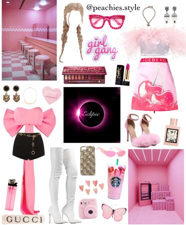 Pink Summer 💖💞💝💓☀️☔️🌈