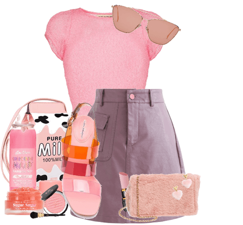 {Pink Aesthetic} •Bubble Gum•