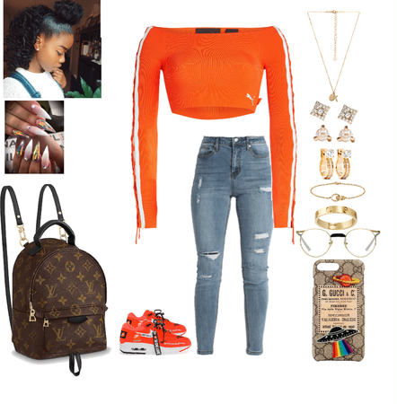 orangey 🍊🧡