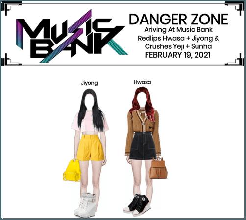 Danger Zone Arriving At Music Bank