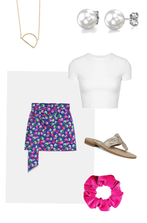 preppy day outfit
