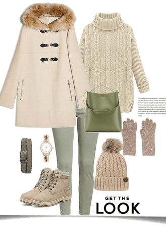 cold winter layers