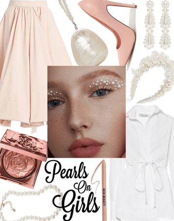 FALL 2020: Pearls On Girls