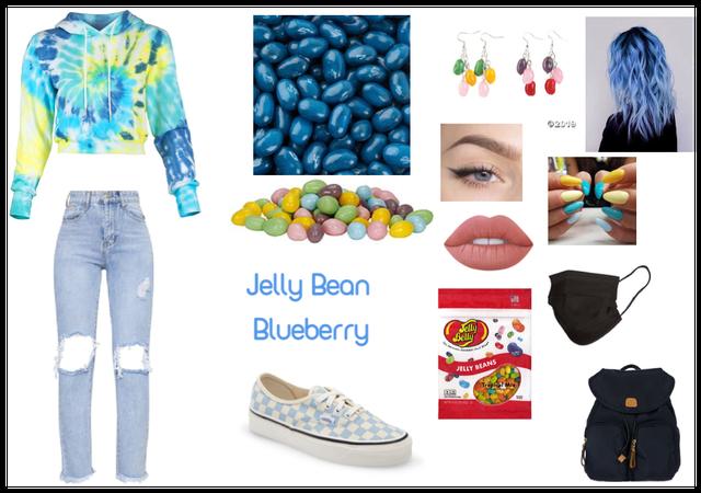 Jelly Bean - Blueberry