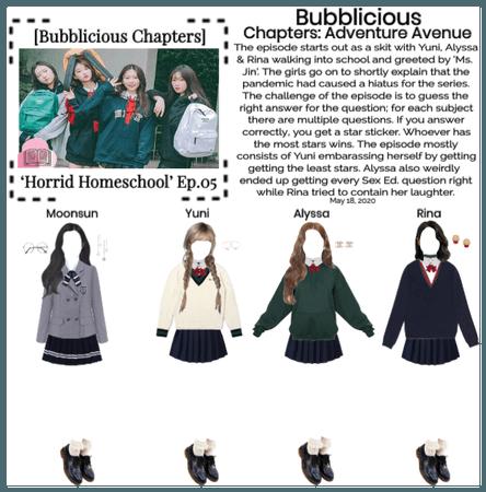 Bubblicious (신기한) Adventure AVN. Ep.5