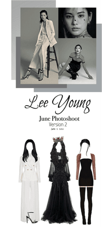 [Lee Young] June Photoshoot Version 2
