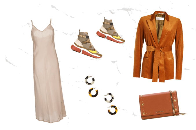 day to evening chic