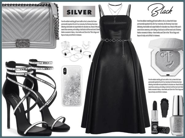 LBD for 'Long' Black Dress