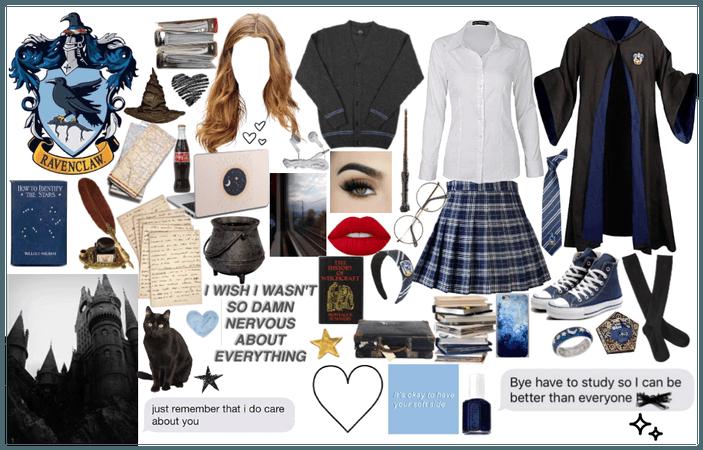 Harry Potter:Ravenclaw Girl