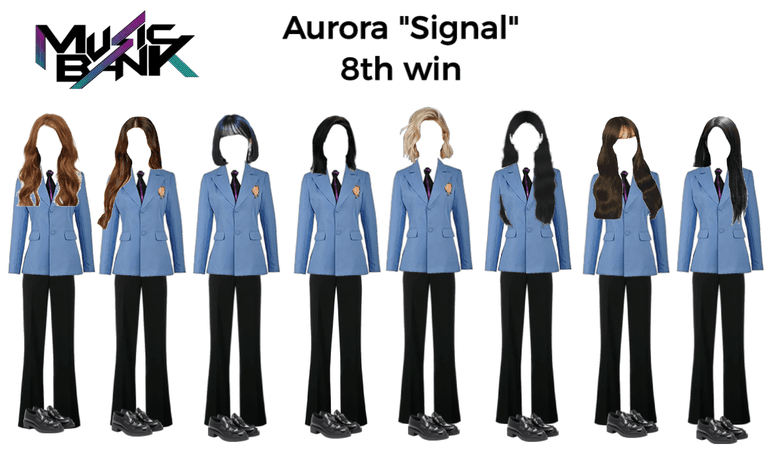 Aurora Signal 8th win
