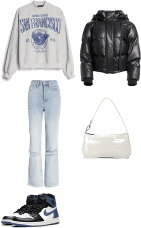cool trendy winer outfit