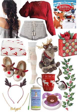 🦌❤️Little Reindeer Baby❤️🦌