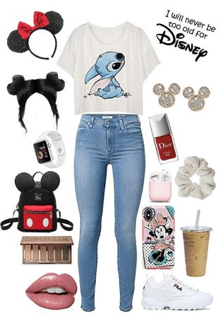 A Day In Disney