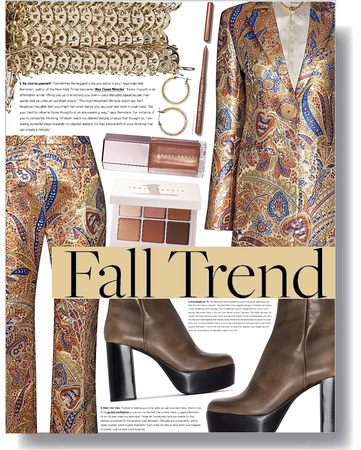 fall trends: paisley