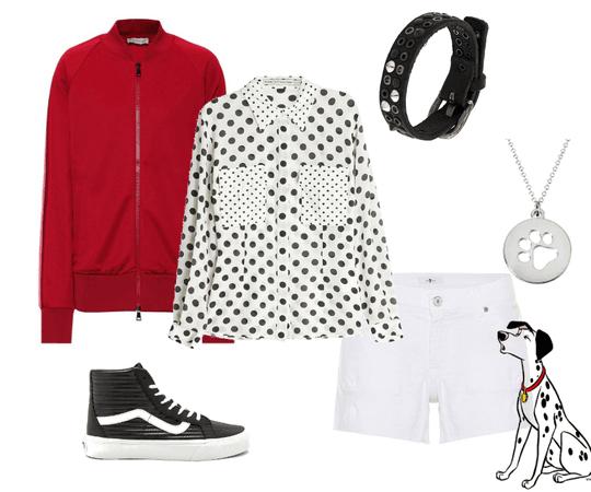Pongo Disneybound - 101 Dalmatians
