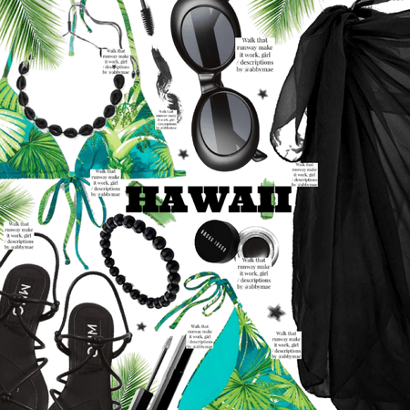 🖤🌴 pick me up and put me in Hawaii 🌴🖤