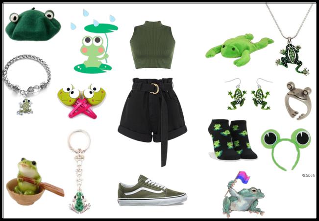 Frog Inspired