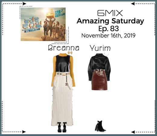 《6mix》Amazing Saturday