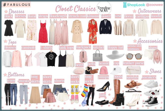 Closet Classics