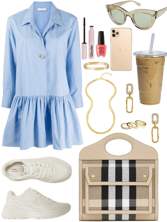 Blue Summerdress