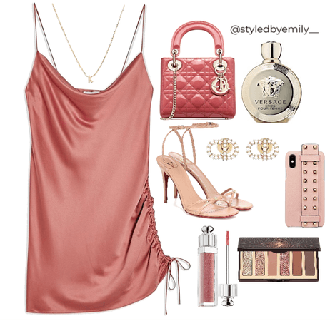 Pink Dior glam