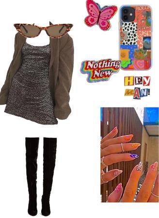 dressing challenge ! indie / kidcore 🐸🧃!