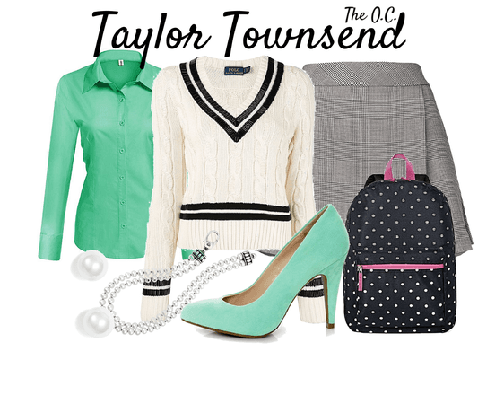 the oc Taylor Townsend