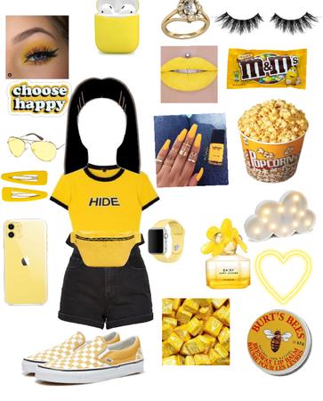yellow below