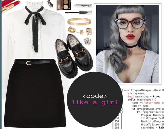 Geek Chic: Code Like a Girl