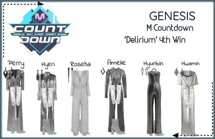 GENESIS (게네시스) 'Delirium' 4th Win
