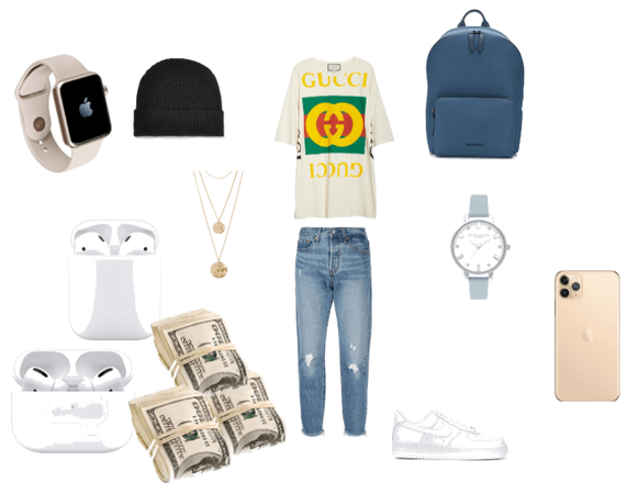 Rich Outfit (Simona's outfit)