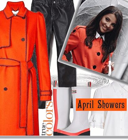April showers ☔️