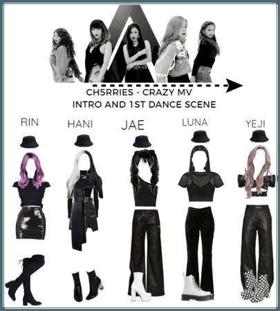 [CH5RRIES] Crazy intro + 1st dance scene