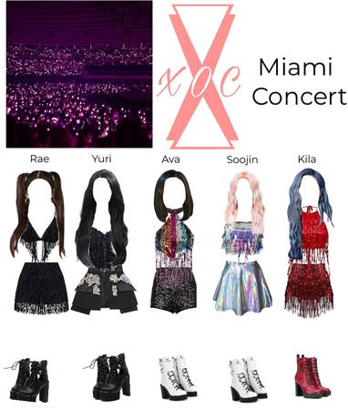 XOC Miami Concert